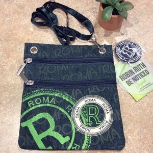 ROBIN RUTH ROMA CROSSBODY BAG